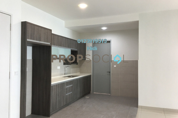 For Rent Condominium at X2 Residency, Puchong Freehold Semi Furnished 4R/5B 2k