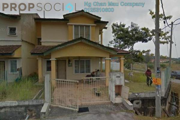 For Sale Terrace at Bandar Tasik Puteri, Rawang Leasehold Semi Furnished 0R/0B 322k