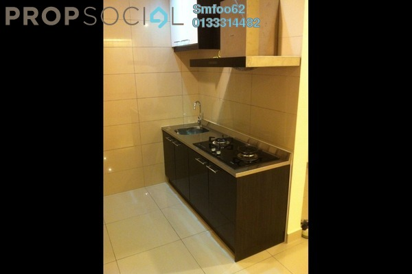 For Rent Condominium at The Loft @ ZetaPark, Setapak Freehold Semi Furnished 1R/1B 1.1k
