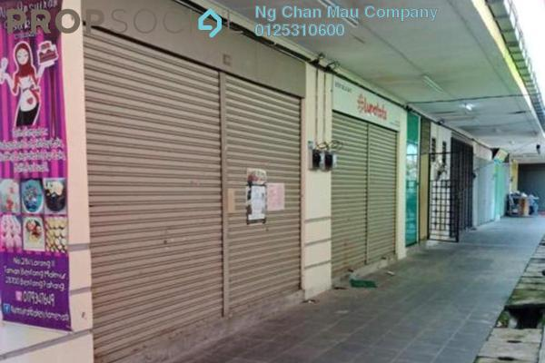 For Sale Shop at Taman Bentong Prima, Bentong Freehold Semi Furnished 0R/0B 80k