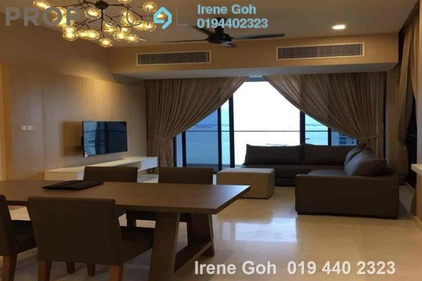 For Rent Condominium at Setia V Residences, Gurney Drive Freehold Fully Furnished 2R/2B 5k