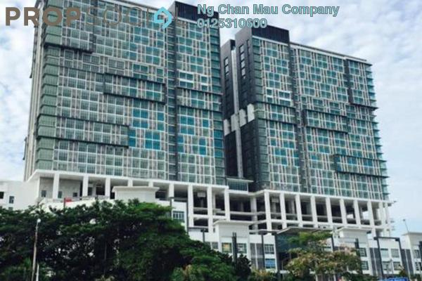 For Sale Office at 3Elements, Bandar Putra Permai Leasehold Semi Furnished 0R/0B 230k