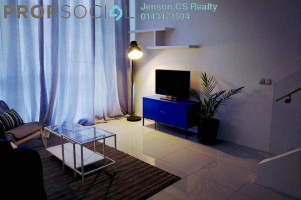 For Sale Condominium at Tuan Residency, Jalan Ipoh Freehold Unfurnished 3R/2B 601k