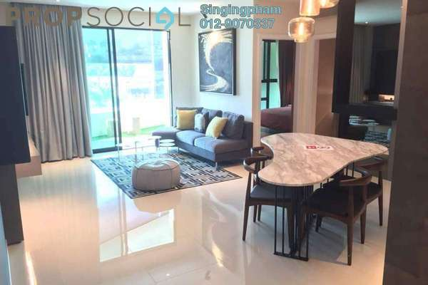 For Sale Condominium at The Nest Residences, Old Klang Road Freehold Unfurnished 2R/2B 479k