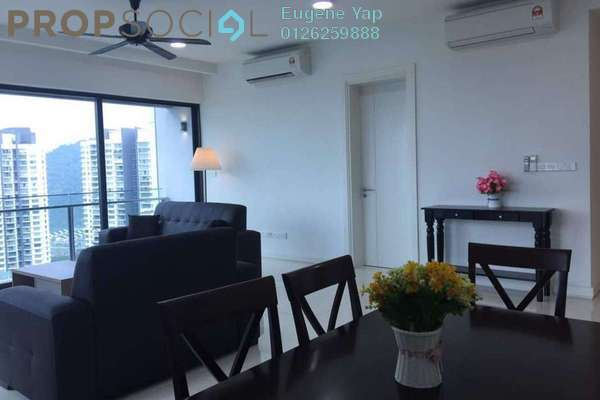 For Rent Condominium at One Central Park, Desa ParkCity Freehold Fully Furnished 3R/3B 4.5k