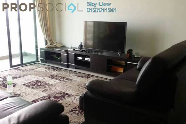 For Sale Condominium at The Z Residence, Bukit Jalil Freehold Semi Furnished 3R/2B 730k