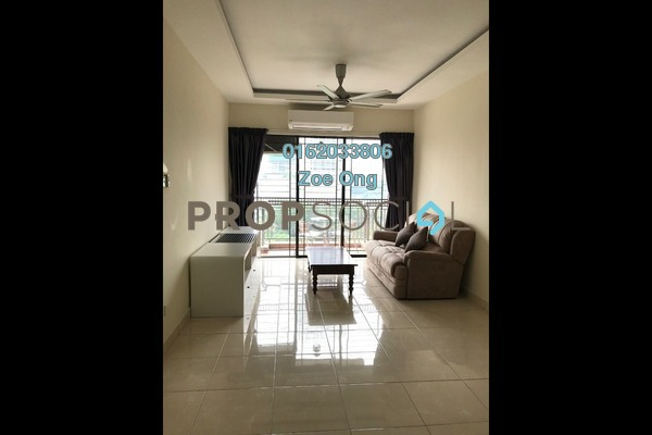 For Rent Condominium at Casa Indah 1, Tropicana Freehold Fully Furnished 3R/3B 2.25k