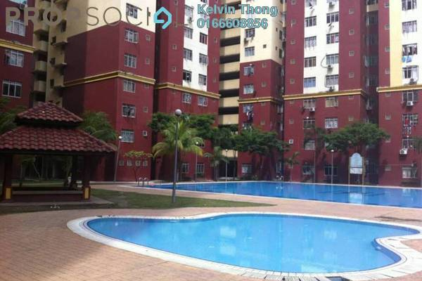 For Rent Apartment at Mentari Court 1, Bandar Sunway Freehold Semi Furnished 3R/2B 950translationmissing:en.pricing.unit
