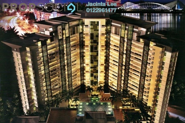 For Sale Condominium at V'Residence, Cyberjaya Freehold Unfurnished 3R/2B 3.37m