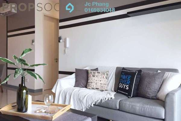 For Rent Serviced Residence at Southbank Residence, Old Klang Road Freehold Fully Furnished 3R/2B 2.5k