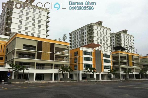 For Rent Condominium at Gaya, Melawati Freehold Semi Furnished 2R/2B 2.3k