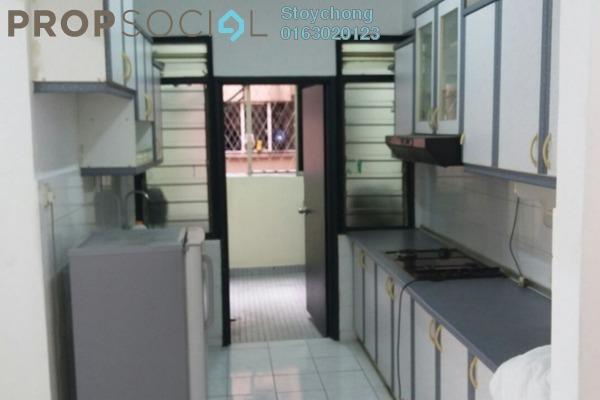 For Rent Condominium at Kelana Puteri, Kelana Jaya Freehold Semi Furnished 3R/2B 1.4k