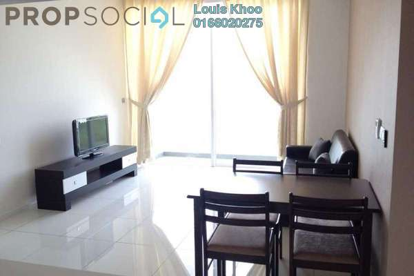 For Rent Condominium at M Suites, Ampang Hilir Freehold Fully Furnished 1R/1B 2k