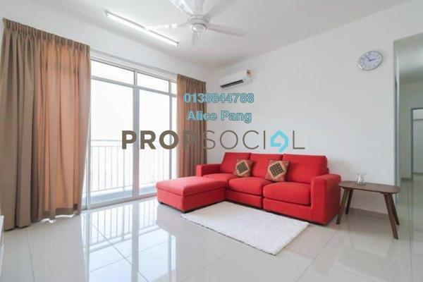For Rent Condominium at Sierra Residences, Sungai Ara Freehold Fully Furnished 3R/2B 1.6k