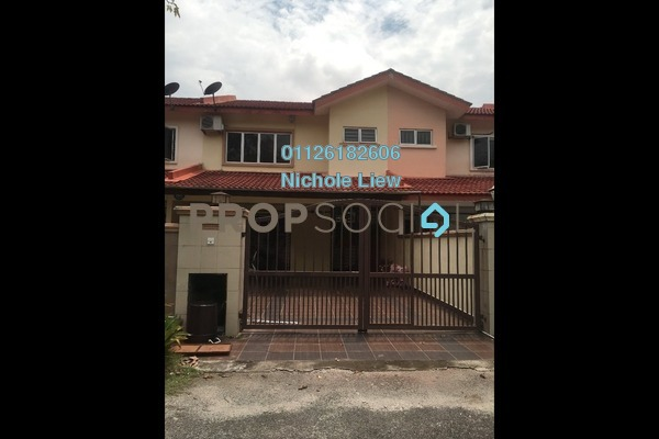 For Sale Link at Taman Harmoni, Semenyih Freehold Semi Furnished 4R/3B 508k