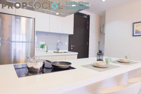 For Sale Condominium at 6 Ceylon, Bukit Ceylon Freehold Fully Furnished 1R/1B 850k