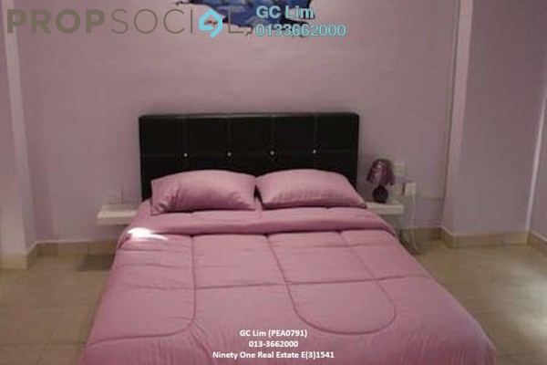 For Sale Condominium at D'Alamanda, Cheras Freehold Fully Furnished 4R/3B 730k