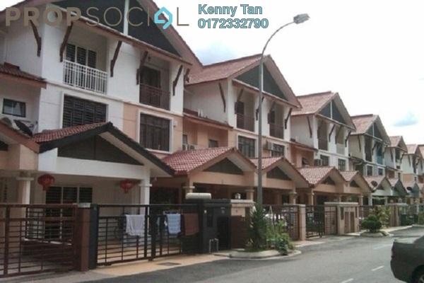 For Rent Terrace at Mutiara Bukit Jalil, Bukit Jalil Freehold Fully Furnished 3R/2B 1.4k