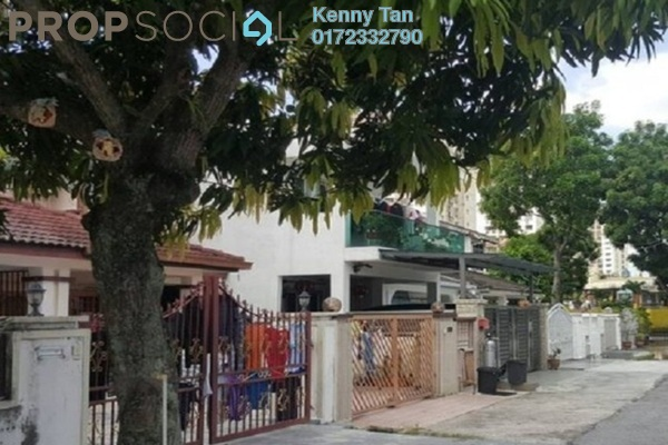 For Rent Terrace at Pandan Indah, Pandan Indah Freehold Semi Furnished 4R/3B 1.6k