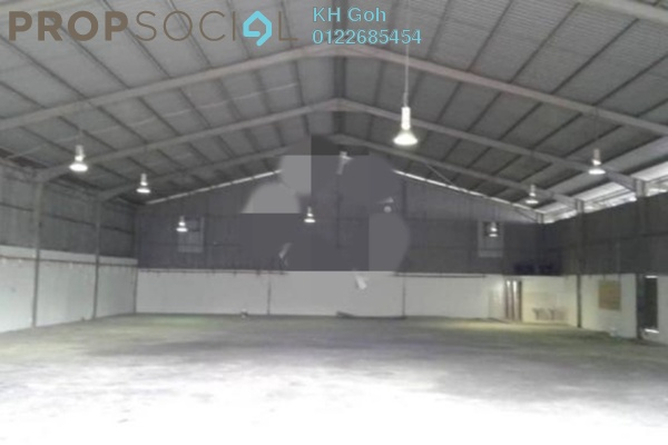 For Rent Factory at Monterez, Shah Alam Freehold Semi Furnished 0R/0B 12k