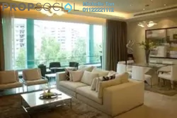 For Sale Condominium at The Park Residences, Bangsar South Freehold Fully Furnished 3R/4B 1.7m