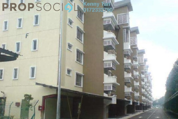 For Sale Apartment at Indah Cempaka, Pandan Indah Leasehold Fully Furnished 3R/2B 460k