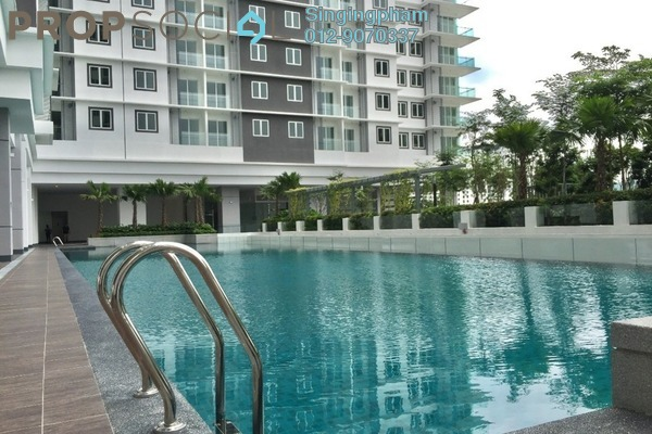 For Sale Condominium at Southbank Residence, Old Klang Road Freehold Unfurnished 2R/2B 570k