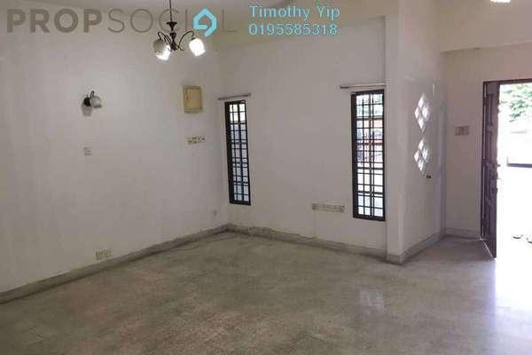 For Sale Terrace at Taman Desa Aman, Cheras Freehold Semi Furnished 4R/3B 948k