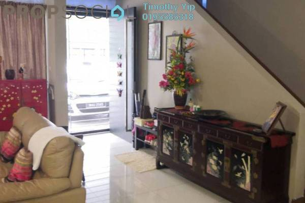 For Sale Terrace at Blu Constellation, Seri Kembangan Freehold Fully Furnished 6R/5B 1.19m