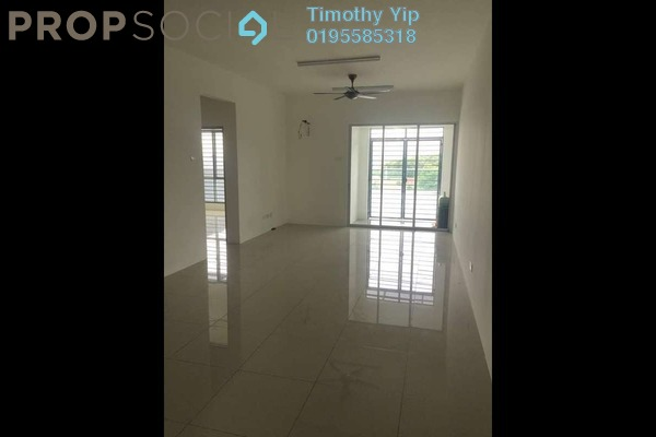 For Sale Condominium at Silk Residence, Bandar Tun Hussein Onn Freehold Semi Furnished 3R/2B 325k
