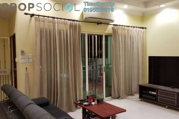 For Sale Terrace at Paragon Heights, Bandar Kinrara Freehold Fully Furnished 6R/6B 1.1m
