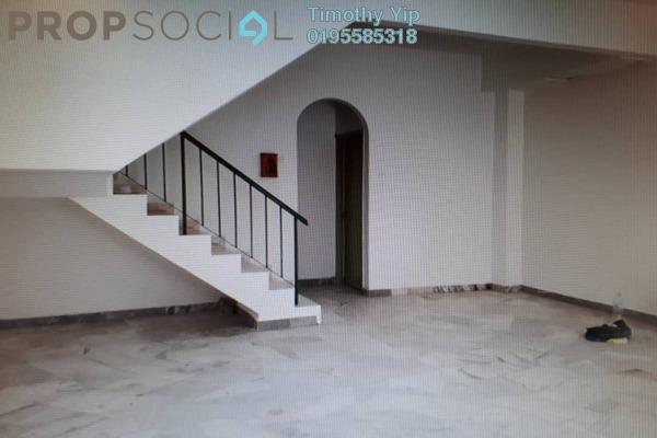 For Sale Terrace at SL7, Bandar Sungai Long Freehold Semi Furnished 4R/3B 530k