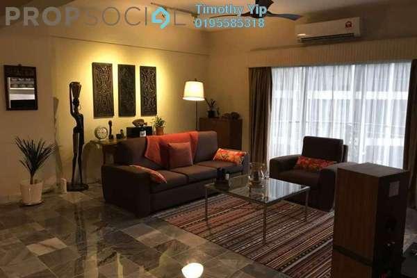 For Sale Condominium at Menara Bukit Ceylon, Bukit Ceylon Freehold Fully Furnished 3R/2B 1.18m