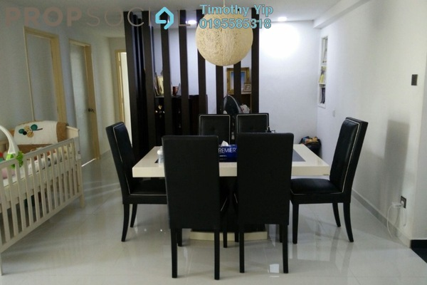 For Sale Condominium at Sri Jati II, Old Klang Road Freehold Fully Furnished 3R/2B 440k