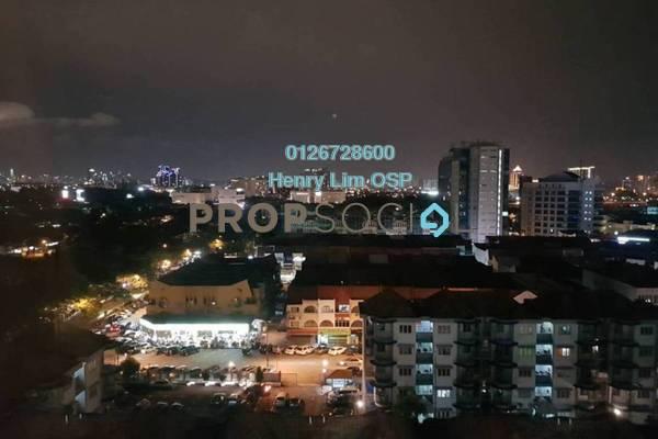 For Rent Condominium at First Subang, Subang Jaya Freehold Fully Furnished 1R/1B 2.3k