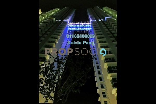 For Rent Condominium at Orchard Ville, Sungai Ara Freehold Fully Furnished 3R/2B 2k