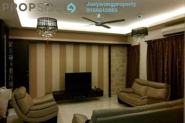 For Sale Terrace at Puteri 11, Bandar Puteri Puchong Freehold Semi Furnished 5R/4B 1.25m