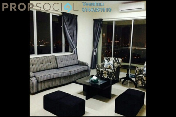 For Sale Duplex at Platinum Hill PV8, Setapak Freehold Fully Furnished 16R/8B 2.28m