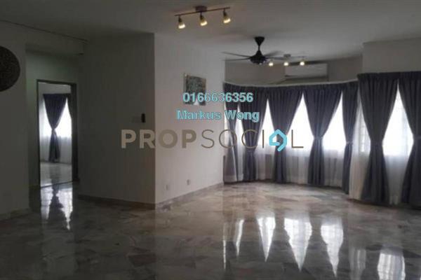 For Sale Condominium at De Tropicana, Kuchai Lama Freehold Semi Furnished 3R/2B 338k
