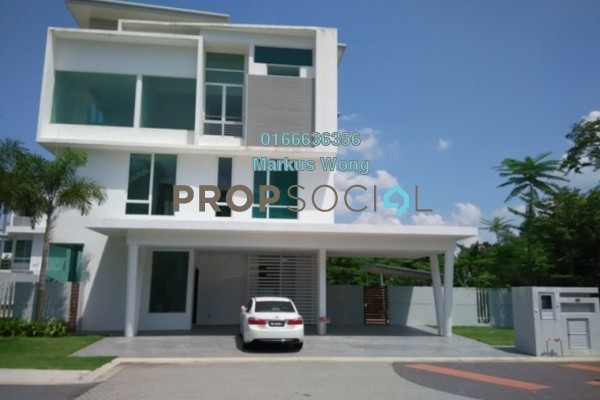 For Sale Bungalow at One Legenda, Cheras Freehold Unfurnished 6R/7B 3.6m