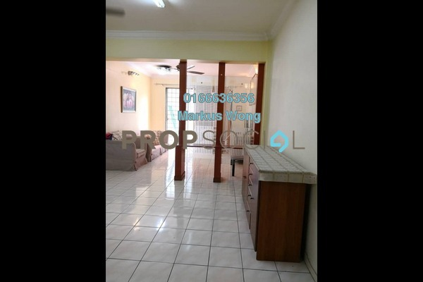 For Rent Condominium at Vista Komanwel, Bukit Jalil Freehold Fully Furnished 3R/2B 2.1k