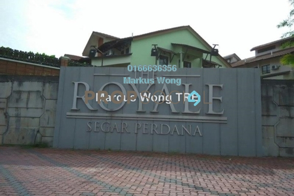 For Sale Bungalow at The Royale, Cheras Freehold Unfurnished 6R/8B 3m