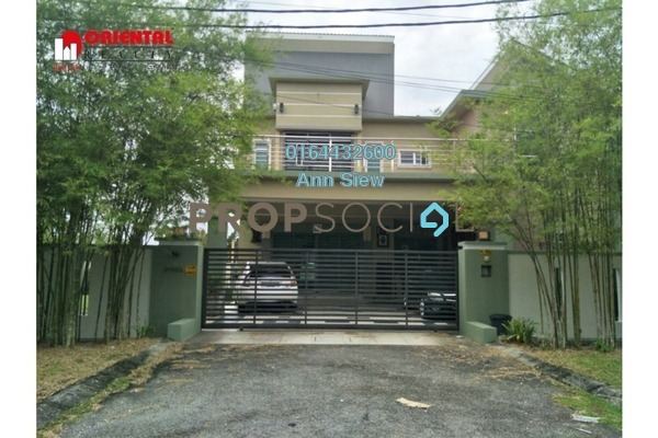For Sale Bungalow at Meru Heights, Ipoh Leasehold Fully Furnished 5R/6B 1.9m