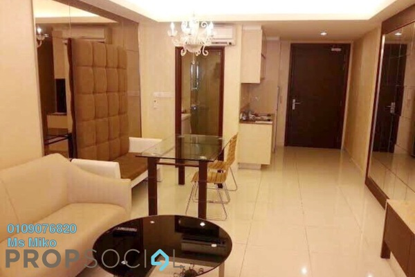 For Rent Serviced Residence at Plaza Damas 3, Sri Hartamas Freehold Fully Furnished 1R/1B 1.8k
