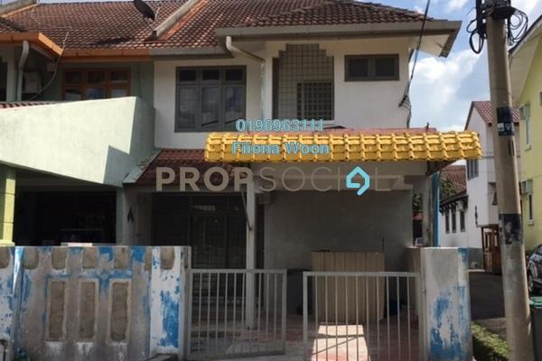 For Sale Terrace at Taman Saujana Indah, Bukit Katil Freehold Unfurnished 4R/3B 368k