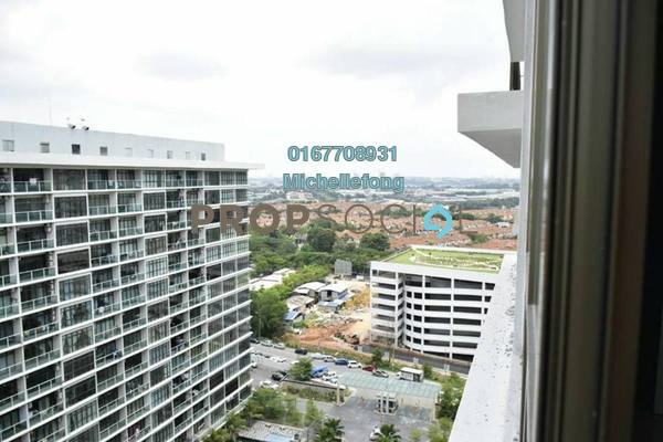 For Rent Serviced Residence at Palazio, Tebrau Freehold Fully Furnished 1R/1B 1.1k
