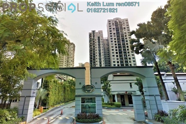 For Rent Condominium at Lanai Kiara, Mont Kiara Freehold Semi Furnished 5R/5B 6.5k