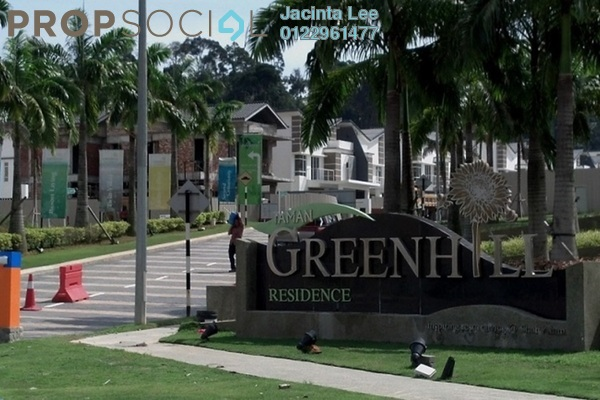 For Sale Semi-Detached at Greenhill Residence, Shah Alam Freehold Unfurnished 6R/5B 650k