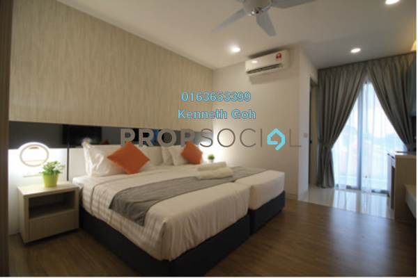 For Rent Serviced Residence at Tropical Villa, Seri Kembangan Freehold Fully Furnished 1R/1B 1.5k