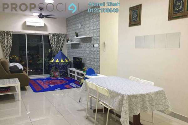 For Sale Condominium at OUG Parklane, Old Klang Road Freehold Semi Furnished 3R/2B 420k